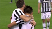Dybala s'inventa un goal incredibile all'Olimpico: Lazio battuta