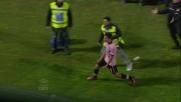Dybala trova il goal contro la Lazio