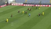 Agazzi dice no al Siena respinge il tiro di Brienza