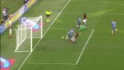 Dzeko si divora un goal già fatto nel derby con la Lazio