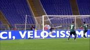 Floro Flores mette in mostra la sua tecnica con un gran goal su calcio piazzato