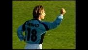 Nedved in goal con un poderoso destro al volo a Firenze