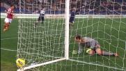 Il Cagliari torna in vantaggio con un goal nato da un'incredibile papera di Goicoechea