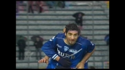 L'Empoli trova il pari con la Lazio con un goal da antologia di Bonetto