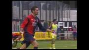 Il goal di Gobbi fissa il pari del Cagliari contro il Chievo