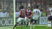 El Shaarawy, goal vittoria facile facile contro il Genoa