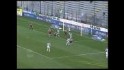 Handanovic difende il successo dell'Udinese a Cagliari con una parata strepitosa