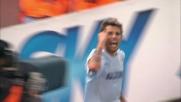 E' festa Lazio nel derby: Behrami sigla il goal vittoria!