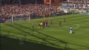 Eder infiamma il derby di Genova segnando su punizione