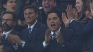 Eder segna il primo goal con la maglia dell'Inter contro l'Udinese
