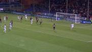 Eder sfiora il goal del pareggio per l'Inter a Marassi