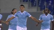 Ederson conclude in goal da pochi passi: vantaggio Lazio sul Catania