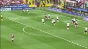 Il tap-in di Balotelli regala la vittoria al Milan