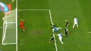 Il goal di Castro rimette le cose a posto nel derby col Verona