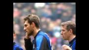 Fa tutto Recoba, ma è il goal di Vieri a decidere il match con il Bari