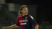 Ekdal segna il goal del pareggio tra Cagliari ed Atalanta
