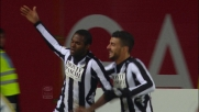 Emeghara anticipa la difesa della Lazio e segna un gran goal di testa