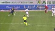 Martinho non perdona con il sinistro e segna il goal contro il Sassuolo