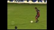 Esposito batte Peruzzi e porta in vantaggio il Cagliari