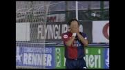 Esposito sfiora il goal contro la Lazio