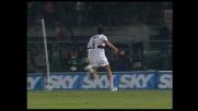 Esterno destro e goal da campione di Luca Toni a Livorno