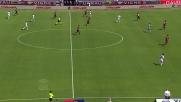 Estigarribia ringrazia Dramè e porta in vantaggio l'Atalanta a Cagliari