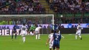 Eto'o centra il palo e fa tremare l'Udinese a San Siro