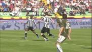Angella butta giù Rocchi: calcio di rigore per la Lazio ed espulsione per il bianconero