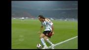 Riganò va vicinissimo al goal a San Siro contro il Milan