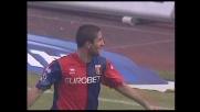 Sculli firma il goal del 2-2 per il Genoa contro l'Udinese