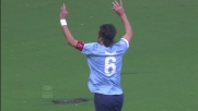 Mauri, goal da 3 punti nel derby di Roma