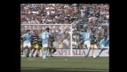Goal di pura potenza per Stam contro il Parma