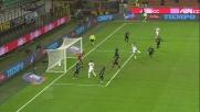 Toni si regala un bel goal a San Siro contro l'Inter