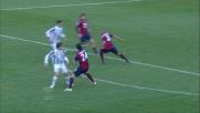 Tacco di Del Piero al Marassi contro il Genoa