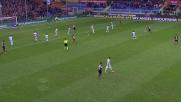 Piris con un tackle rischioso ferma Matavz e salva l'Udinese