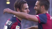 Tachtsidis riporta in parità il match tra Genoa e Roma
