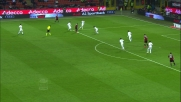 Il Milan ci prova con El Shaarawy ma il palo gli nega il goal contro la Roma