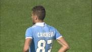 Raddoppio Lazio: Candreva con il chucchiaio beffa Da Costa