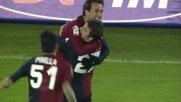 Thiago Ribeiro, goal al veleno contro la Roma
