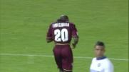 Livorno esulta: il goal di Emeghara punisce le disattenzioni difensive dell'Inter