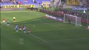 Hernanes porta in vantaggio la Lazio dal dischetto
