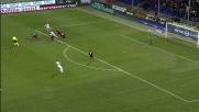 Fantastica scivolata di Ranocchia che arpiona il pallone al Napoli