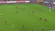 Farias gela il San Paolo realizzando il goal del pareggio per il Cagliari