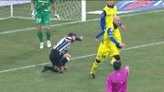 Cesar stende Di Natale in area! Rigore per l'Udinese