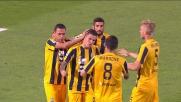 Federico Viviani gela il Palermo: l'Hellas pareggia i conti a inizio ripresa