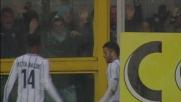 Felipe Anderson, dribbling e goal all'Olimpico di Torino