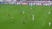 Felipe Anderson liscia il pallone e fa ripartire il Torino
