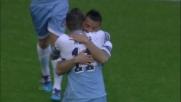 Felipe Anderson non perdona: è il goal del 4-0 per la Lazio