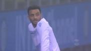Felipe Anderson prova l'assolo, ma D'Ambrosio salva l'Inter