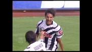 Felipe in acrobazia sorprende Abbiati, l'Udinese raddoppia